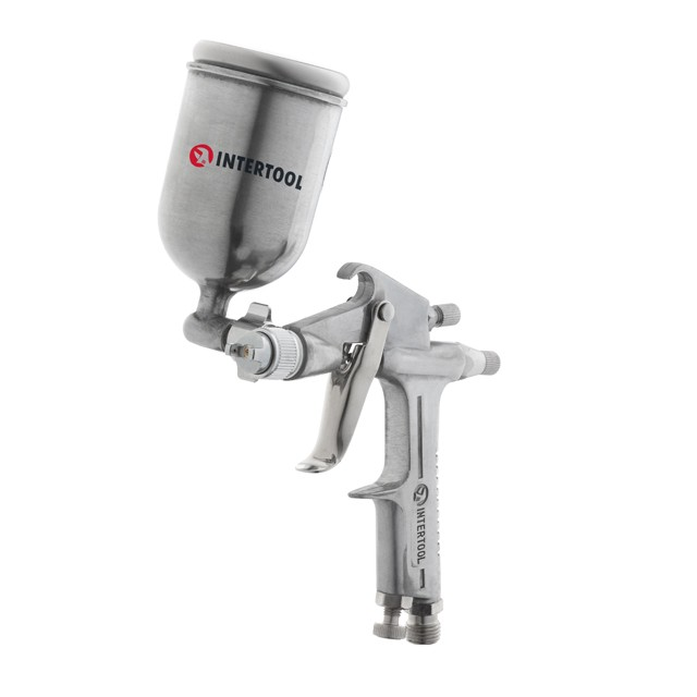 Air spray gun mini INTERTOOL PT-0301