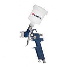 Air spray gun HVLP mini INTERTOOL PT-0101
