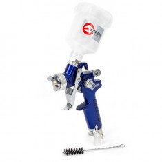Air spray gun HVLP mini INTERTOOL PT-0101: фото 3
