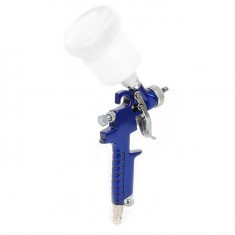 Air spray gun HVLP mini INTERTOOL PT-0101: фото 6