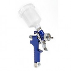 Air spray gun HVLP mini INTERTOOL PT-0101: фото 7