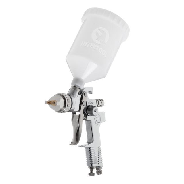 Air spray gun HVLP INTERTOOL PT-0106