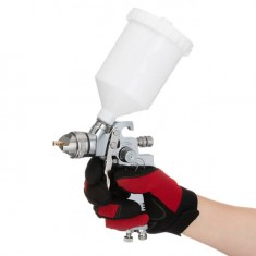 Air spray gun HVLP INTERTOOL PT-0106: фото 6