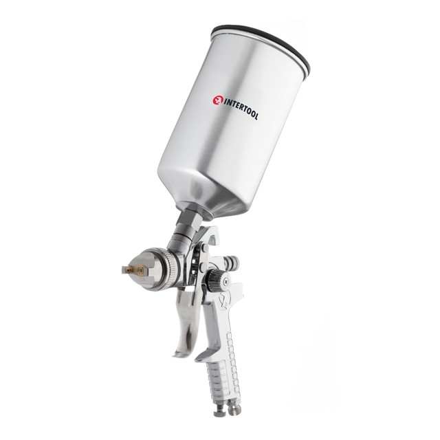 Air spray gun HVLP INTERTOOL PT-0107