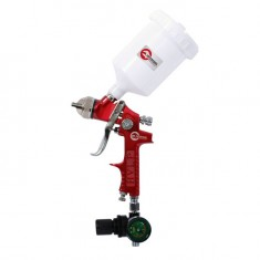 Air spray gun HVLP INTERTOOL PT-0108