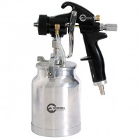 Air spray gun HVLP INTERTOOL PT-0214
