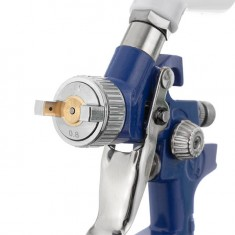 Air spray gun HVLP INTERTOOL PT-1505: фото 4