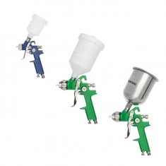 Air spray gun HVLP INTERTOOL PT-1505: фото 7