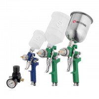 Air spray gun HVLP INTERTOOL PT-1505
