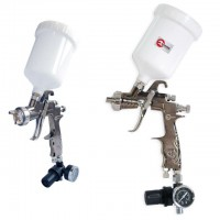 Air spray gun LVLP INTERTOOL PT-0130