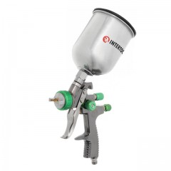 Air spray gun LVLP INTERTOOL PT-0131