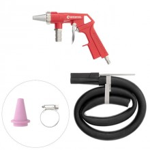 Sandblaster gun with hose INTERTOOL PT-0706