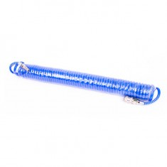 Spiral hose PU 5.5x8 mm, 10 m INTERTOOL PT-1707: фото 3