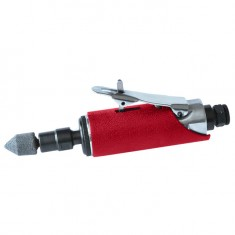 "Air Die Grinder Kit 1/4"", case, 10 accessories INTERTOOL PT-1003: фото 3"