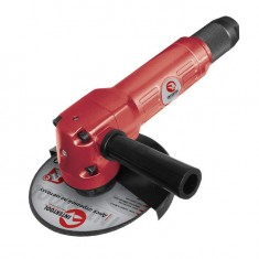 Air angle grinder 125 mm INTERTOOL PT-1202