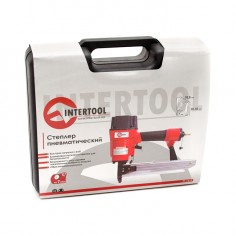 Air staple gun, staple 10.8x40mm INTERTOOL PT-1615: фото 8