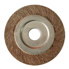 Flap wheel 125x25x20.2 mm INTERTOOL BT-0612