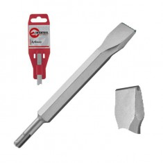 Flat SDS PLUS chisel 17x400x25 mm INTERTOOL SD-0451