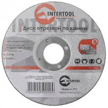 Cut-off wheel for stone 115x2,5x22,2 mm INTERTOOL CT-5002