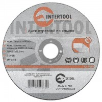 Cut-off wheel for stone 150x2,5x22,2 mm INTERTOOL CT-5006