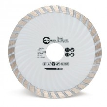 Turbo Saw Blade 115 mm INTERTOOL CT-2001