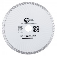 Turbo Saw Blade 180 mm INTERTOOL CT-2004