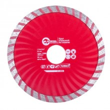 Turbo Saw Blade 115 mm INTERTOOL CT-2006