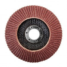Flap disc 115 mm x 22, K60 INTERTOOL BT-0106: фото 2