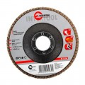 Flap disc 115 mm x 22, K60 INTERTOOL BT-0106