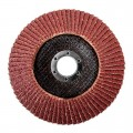 Flap disc 125 mm x 22, K40 INTERTOOL BT-0204