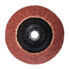 Flap disc 180 mm x 22, K36 INTERTOOL BT-0223: фото 3
