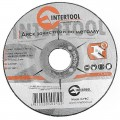 Grinding wheel for metal 115x6x22,2 mm INTERTOOL CT-4021
