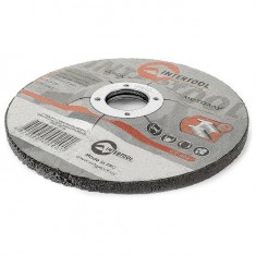 Grinding wheel for metal 125x6x22,2 mm INTERTOOL CT-4022: фото 2