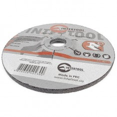 Grinding wheel for metal 150x6x22,2 mm INTERTOOL CT-4023: фото 2