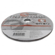 Grinding wheel for metal 180x6x22,2 mm INTERTOOL CT-4024: фото 2