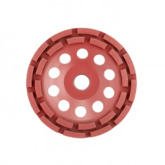 Double Rows Cup Grinding Wheel 150X22,2 mm INTERTOOL CT-6150