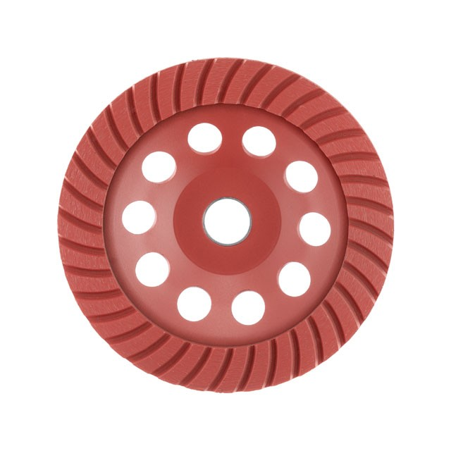 Continuous Turbo Cup Grinding Wheel 150X22,2 mm INTERTOOL CT-6250