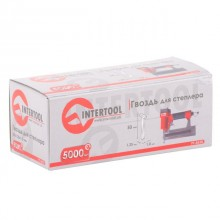 Nail for staple gun PT-1603 50 mm, 1.0x1.25mm 5000pcs/pack. INTERTOOL PT-8650