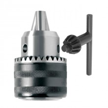 Drill chuck with a key B12, 1.5-10mm INTERTOOL ST-3822