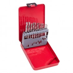 Metal drills set HSS 13 pcs (2.0-8.0) INTERTOOL SD-0114