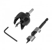 Lock Installation Kit 2 pcs INTERTOOL SD-0252