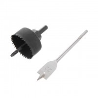 Lock Installation Kit 3 pcs INTERTOOL SD-0253