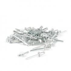 Rivet, aluminium 4.8x8.0mm, 50pcs/pack INTERTOOL RT-4808: фото 2