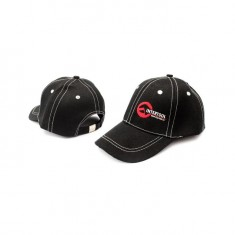 Baseball cap (black) INTERTOOL PR-0100: фото 2