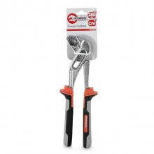 Water pump pliers 250 mm insulated handles, 1000 V INTERTOOL NT-0241