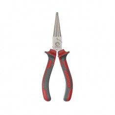 Round pliers 160 mm INTERTOOL HT-0128: фото 3