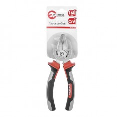 Pliers Prof, 160 mm INTERTOOL NT-0211: фото 2