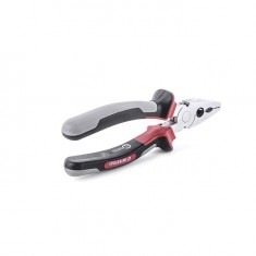 Pliers Prof, 180 mm INTERTOOL NT-0212: фото 4