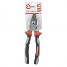 Pliers Prof, 200 mm INTERTOOL NT-0213: фото 2