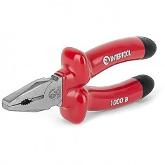 Pliers 160 mm 1000 V INTERTOOL NT-0312: фото 4